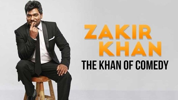 Zakir Khan Live in Times Square NYC - India's # 1 Standup Comedian