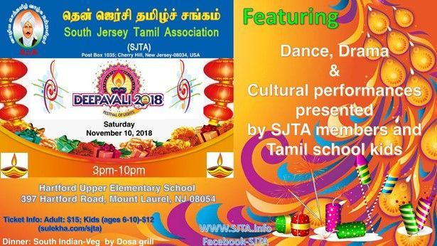 SJTA-Deepavali 2018