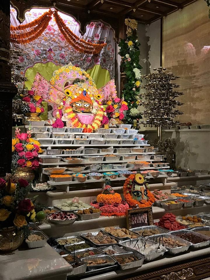 Govardhan Puja 2018 - Annakut