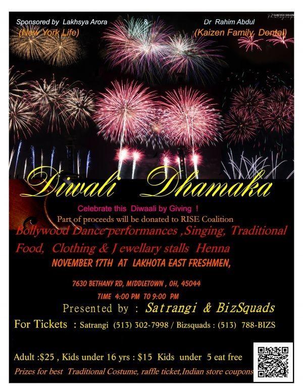 Satrangi's Diwali Dhamaka 2018
