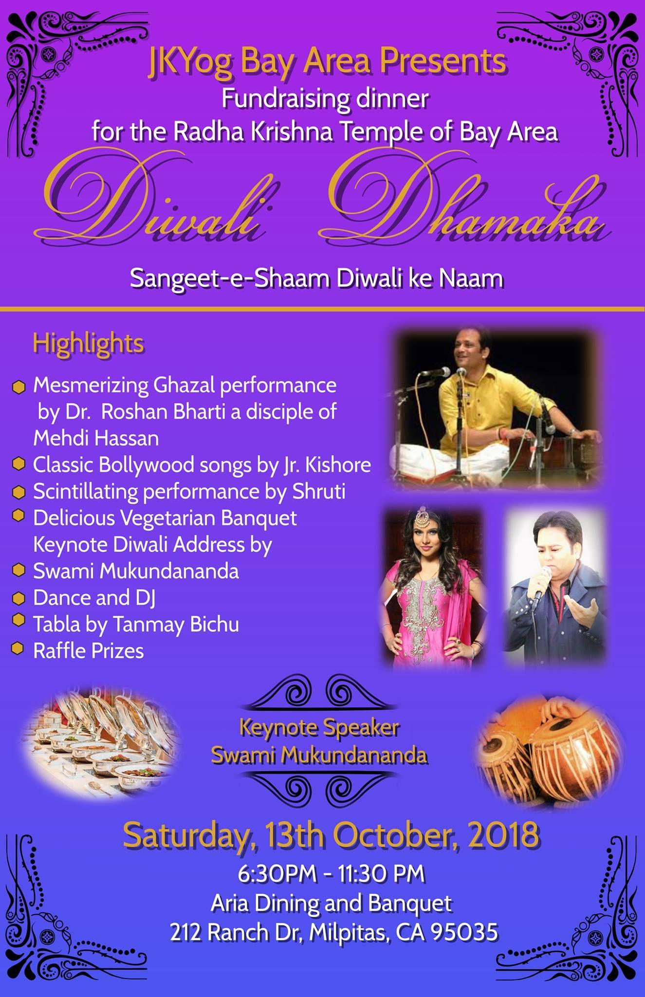 Diwali Dhamaka - Sangeet-e-Shaam Diwali ke Naam