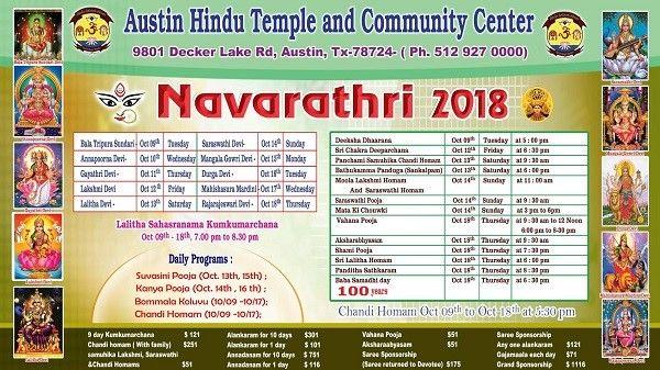 Navrathri 2018