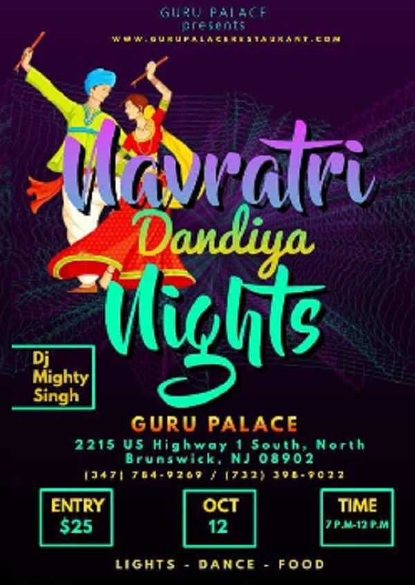Navaratri Dandiya Nights