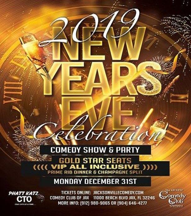 NYE 2019 Celebration
