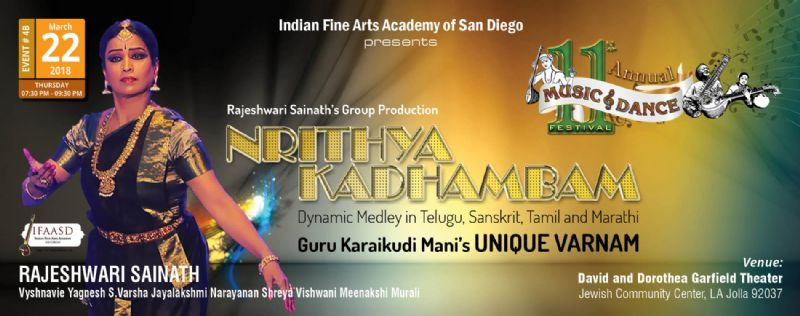 Nrithya Kadhambam - A Dance Production