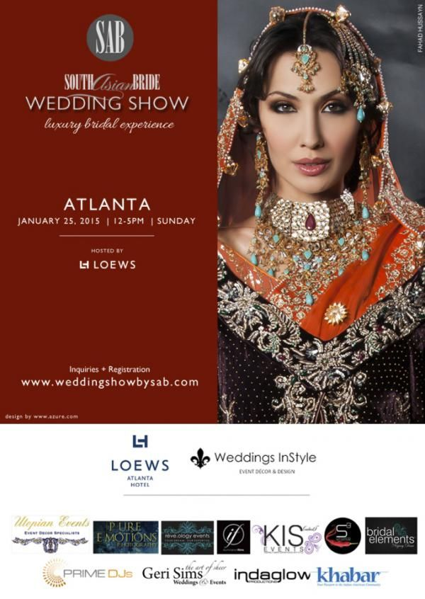 SAB: South Asian Bride wedding show