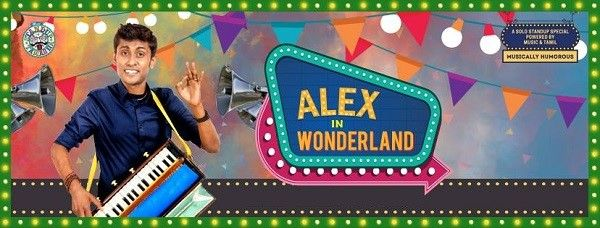 Alex In Wonderland Comedy Show in Columbus OH