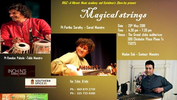 Magical Strings A Hindustani Classical Music Concert