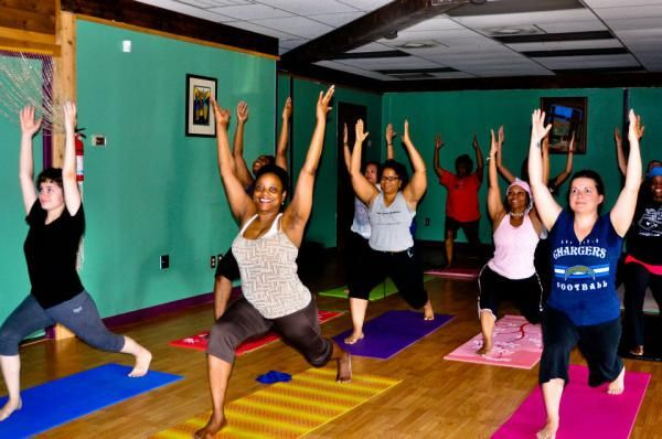 21 Day Yoga Boot Camp