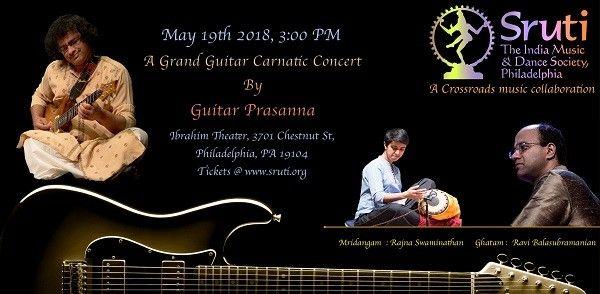 A Grand Guitar Carnatic Concert 2018