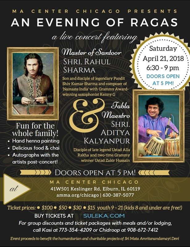 An Evening of Ragas