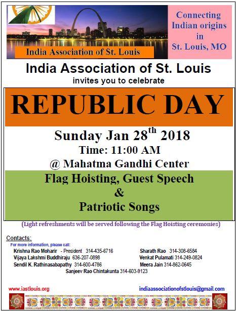 India Republic Day Celebration