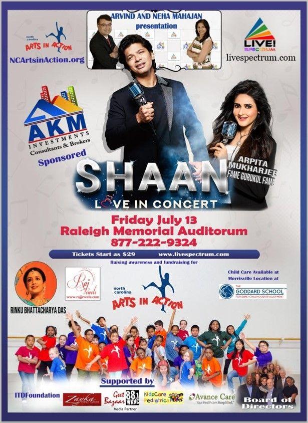 Shaan Live Concert
