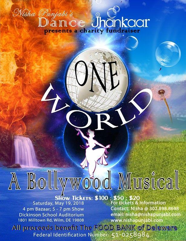Dance Jhankaar One World A Bollywood Musical