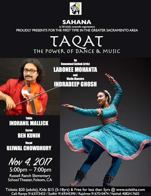 TAQAT: The Power of Dance and Music