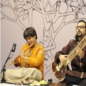 Shashank Flute with Purbayan Chatterjee Sitar Instrumental Concert