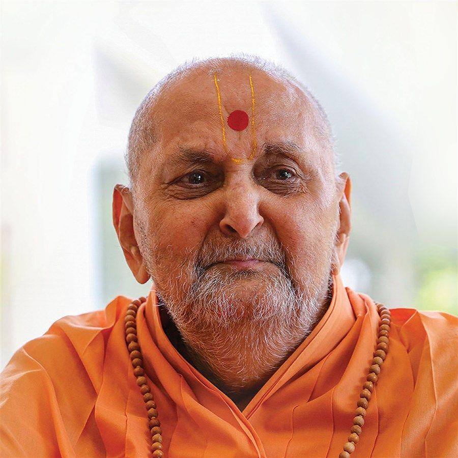 Pramukh Swami Maharaj's Birthday Celebration
