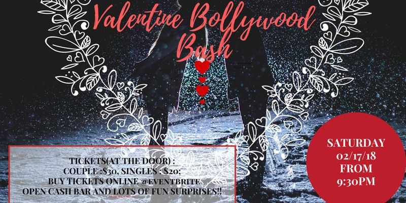 Venus Eventz Valentine Bollywood Bash