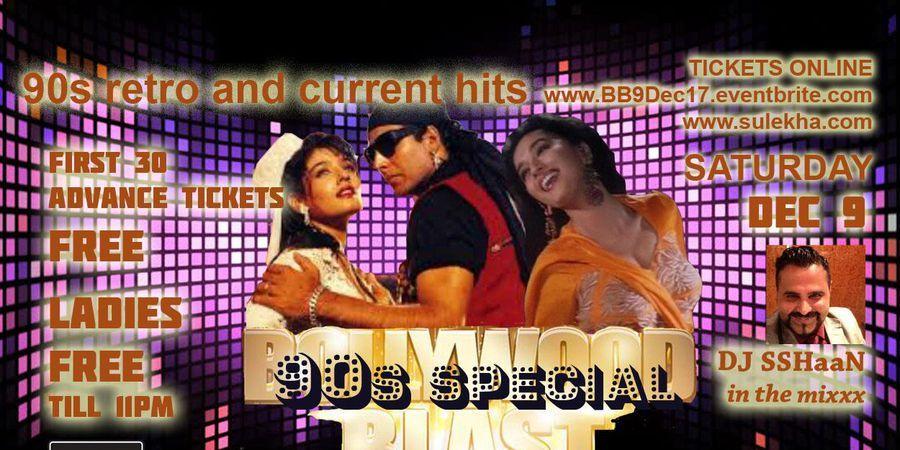 Bollywood Blast: 90s Special