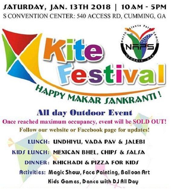 Uttrayan - Kite Festival - Happy Makar Sankranti
