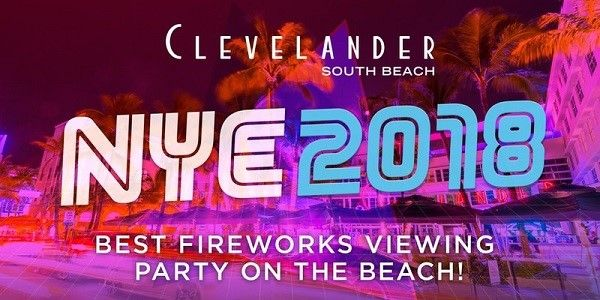 New Year's Eve 2018 in Miami