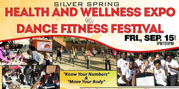 Silver Spring Dance Fitness Festival 2017