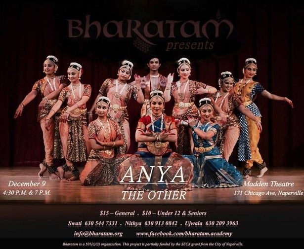 ANYA - The Other - 4.30PM Show