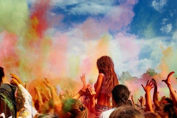 5th Annual Festival Of Colors Irving Holi