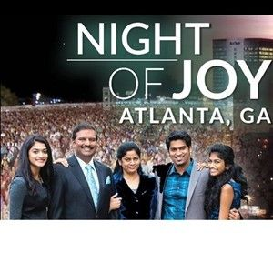 Night of Joy Fellowship with Dr.Paul Dhinakaran Mount Pisgah