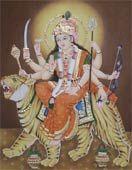 Navaratri starts-Nava Durga Kalasha Stapana