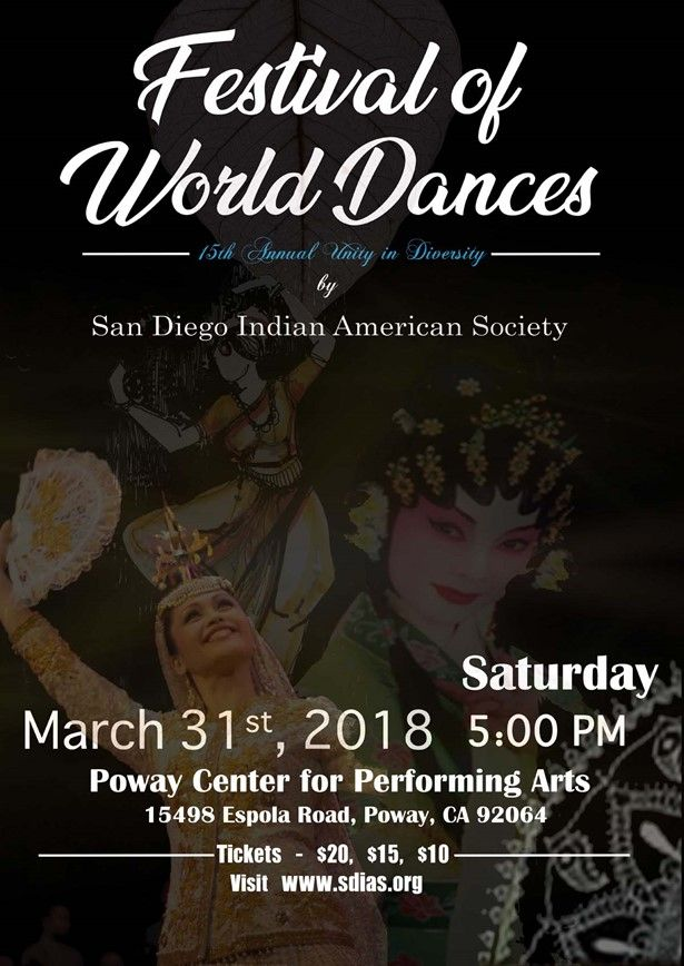 Festival Of World Dances