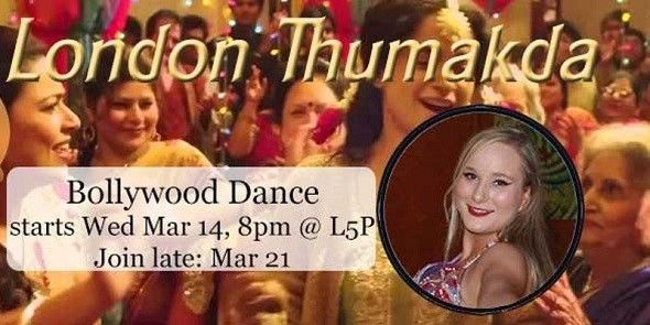 London Thumakda Bollywood Dance