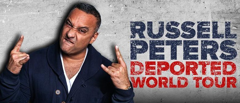 Russell Peters: The Deported World Tour