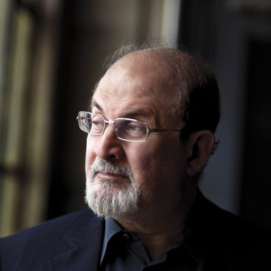 Salman Rushdie in Conversation: A Vancouver Writers Fest Special Event