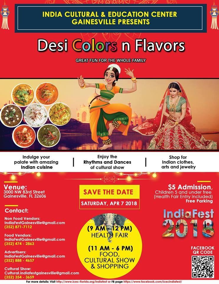 INDIA FEST & HEALTH FAIR 2018