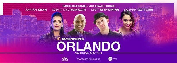 Dance USA Dance 2018 - Orlando, FL