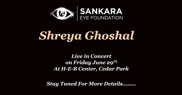 SEF Presents: Shreya Ghoshal Live In Concert