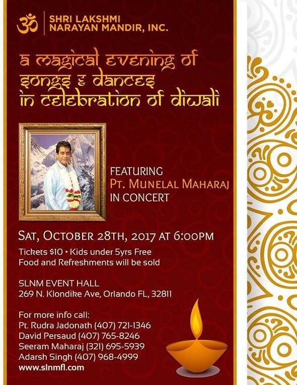 A Magical Evening ft. Pt. Munelal Maharaj