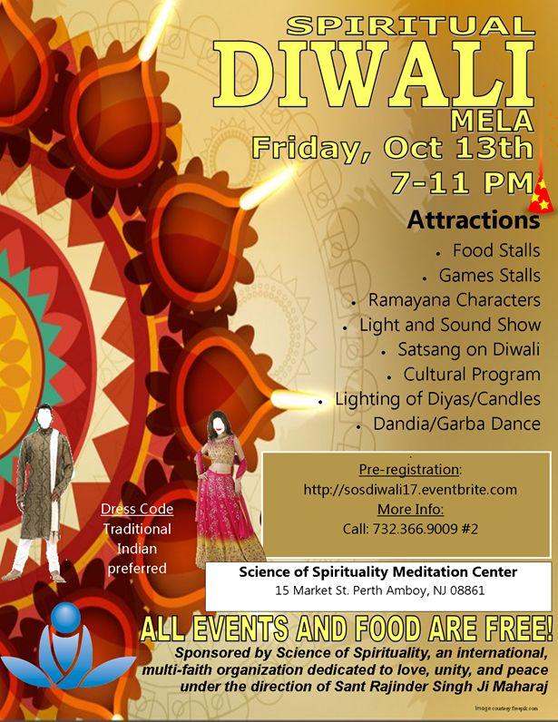 Spiritual Diwali Mela