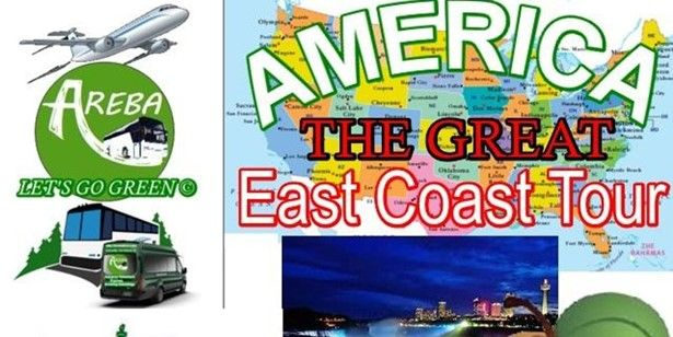 America the Great 5 Day 4 Nights, East Coast Weekly Tours