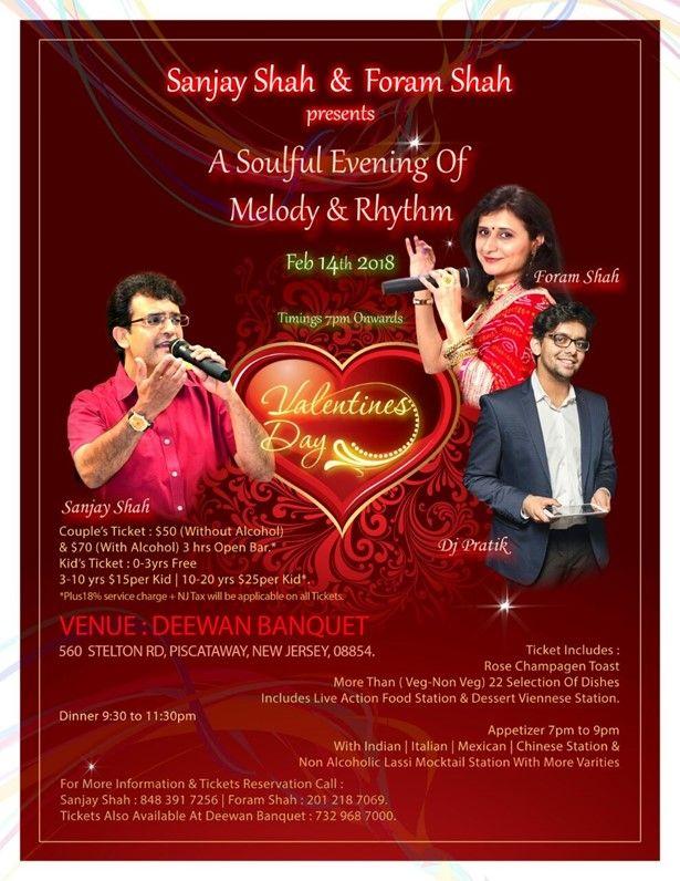 A Soulful Evening of Melody & Rhythm