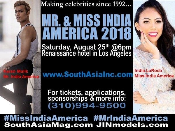 Mr. & Miss India America 2018
