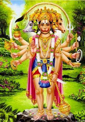 Hanuman Jayanthi (Telugu)