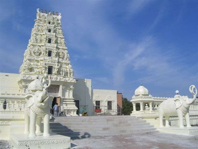 Temple Anniversary Celebrations