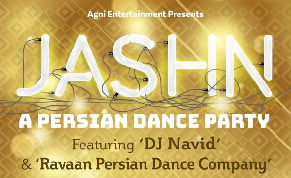 Jashn - A Persian Dance Party