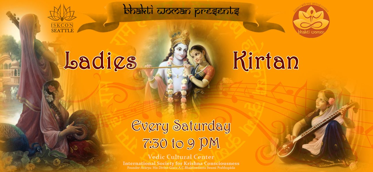 Ladies Kirtan