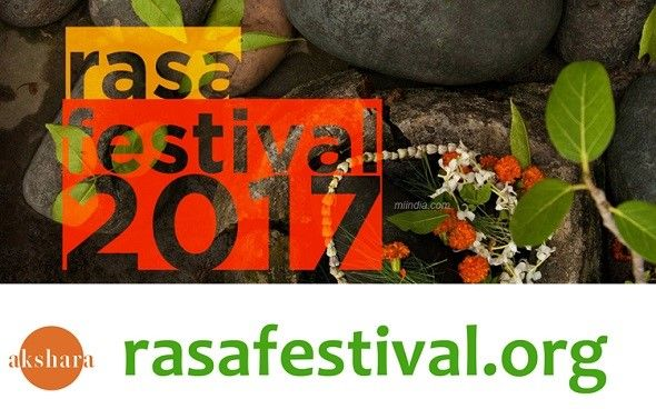 Rasa Festival 2017 in Ann Arbor and Ypsilanti