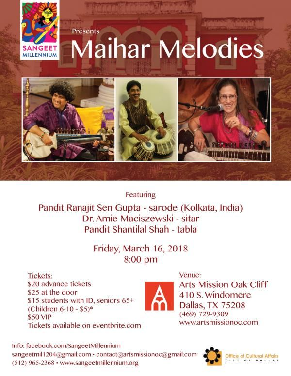 Maihar Melodies