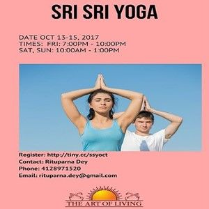 Art of Living Sri Sri Yoga Course