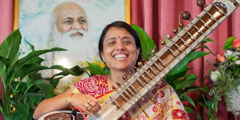 Reshma Shrivastava - Sitar at Radiance Dome
